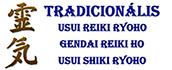 Eredeti Usui Shiki Ryoho Reiki & Gendai Reiki Ho – Reiki Dunavarsány Logo